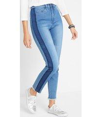 push-up stretch jeans van maite kelly