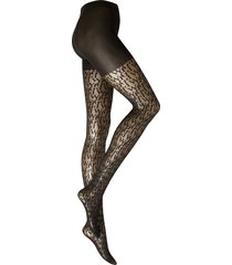 logomania tights lingerie socks svart wolford