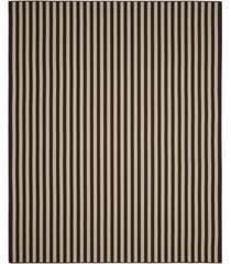 safavieh four seasons ivory and brown 8' x 10' sisal weave area rug