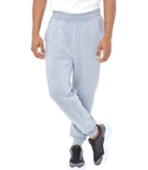 pantalon buzo jogger gris corona