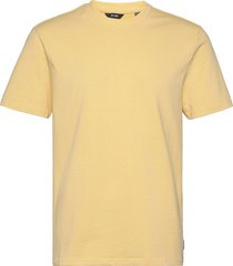 onsanel life reg ss tee t-shirts short-sleeved gul only & sons