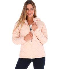 parka classic down jacket rosa cat