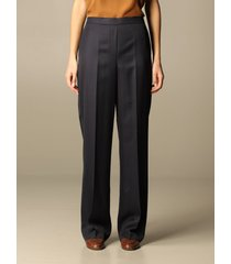 theory pants wide theory trousers in viscose
