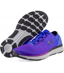 tenis azul under armour charged bandit 3