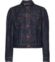 yoel by nbs jeansjack denimjack blauw custommade