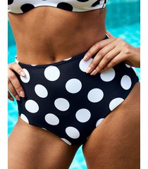 marilyn high waist tummy control bikini bottom