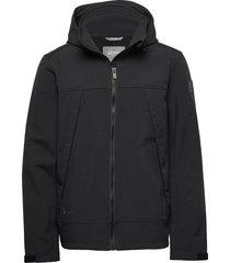 veini men's softshell jacket outerwear sport jackets svart halti