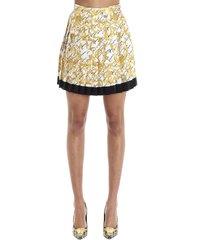 versace heritage signature skirt