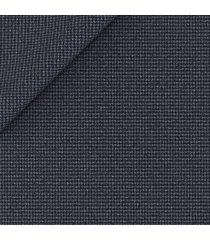 pantaloni da uomo su misura, reda, natural stretch blu pied de poule, primavera estate | lanieri
