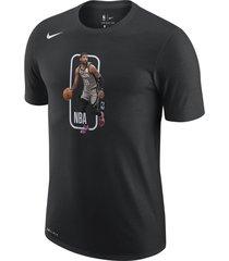 camiseta baloncesto nike hombre ck8847-010 negro