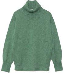 boedo sweater in sage