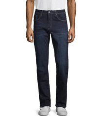evan sanded slim stretch jeans