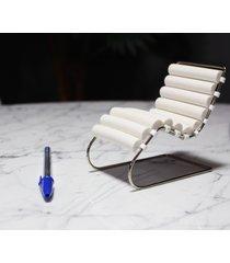 miniatura chaise mr (sem braço)