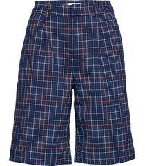 niragz shorts ma19 bermudashorts shorts blå gestuz