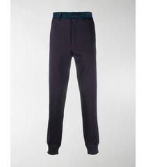 junya watanabe elasticated cuff trousers