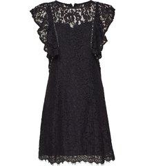 promise dress korte jurk zwart guess jeans