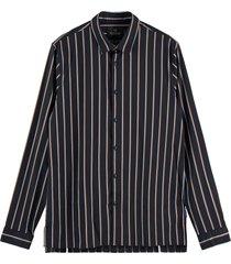 regular fit - striped shirt combo