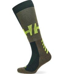 alpine sock medium underwear socks regular socks grön helly hansen