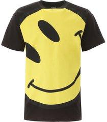 raf simons smiley t-shirt