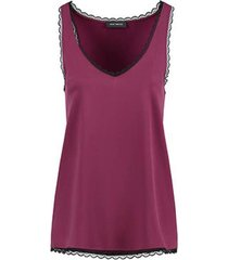 jade twelve plum top lesly