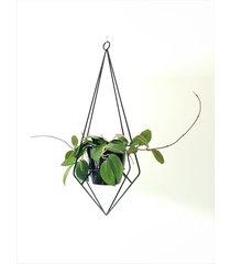 metalowy kwietnik geometryczny no3 łza