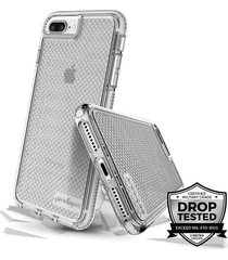estuche para iphone 7plus/8plus prodigee safetee - plateado