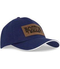 gorra heller azul para hombre croydon