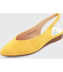 slipper amarillo betsy