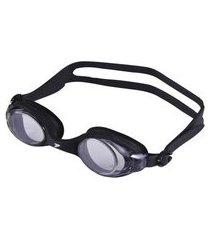 óculos de natação poker myrtos ultra transparente e preto - uni incolor
