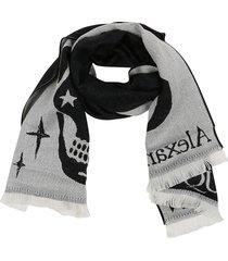 alexander mcqueen scarf mystical overs