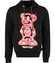 philipp plein cotton hoodie