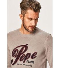 pepe jeans - sweter gabriel
