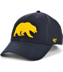 '47 brand california golden bears mvp adjustable cap
