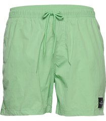 m swim shorts zwemshorts groen peak performance