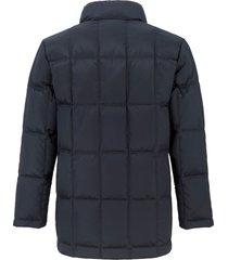 gewatteerd donsjack van lodenfrey blauw