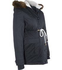 giacca imbottita prémaman (nero) - bpc bonprix collection