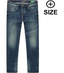 cars heren jeans plus size lengte 32 model stark stretch -