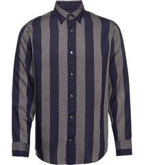 errico shirt 5164 skjorta casual blå nn07