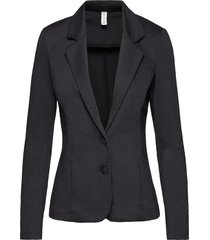sc-daniela blazers casual blazers svart soyaconcept