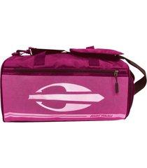 bolsa sacola de viagem em poliéster - mormaii rosa