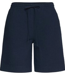 sc-cissie shorts flowy shorts/casual shorts blå soyaconcept