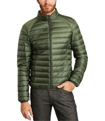basic mat down jacket