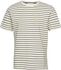 t-shirt cftroels t-shirts short-sleeved svart casual friday