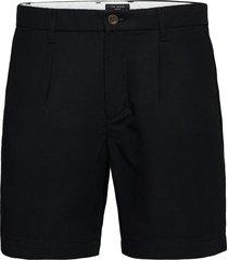 exfoli shorts chinos shorts svart ted baker