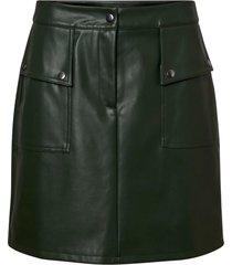 kjol vmpaulina h/w short skirt