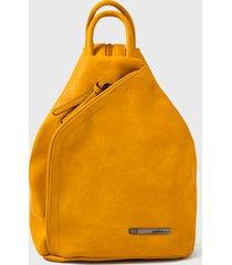 mochila yomy amarillo amphora