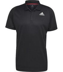 polo shirt korte mouw adidas freelift tennis poloshirt heat.rdy
