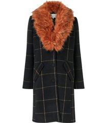 kappa vifoxia wool coat