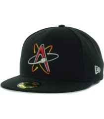 new era albuquerque isotopes milb 59fifty cap