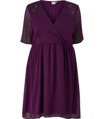 klänning jrsanne 2/4 sleeve abk dress